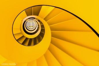 Cedric Favero - Escalier de secours