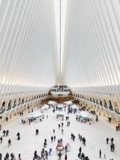 NYC WTC Station